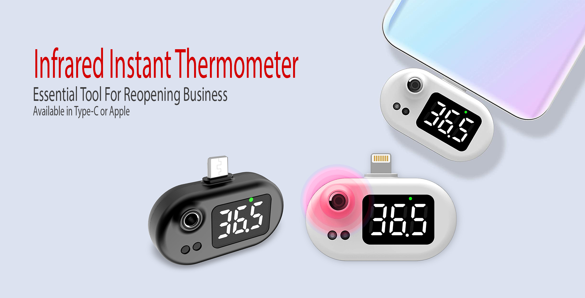 Instant Infrared Thermometer