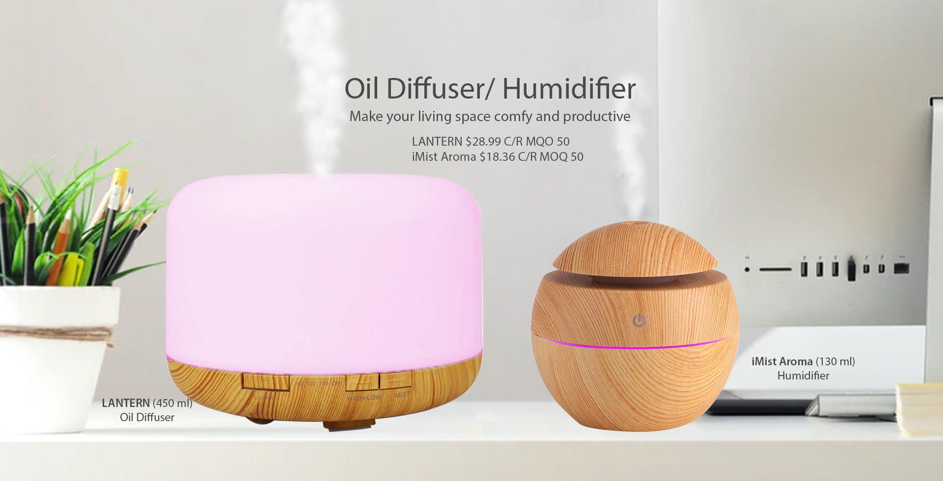 iMist Lantern Diffuser