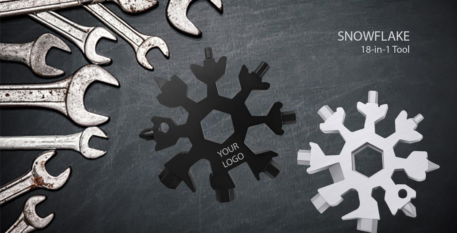 Snowflake 18-in-1 Multi Tool