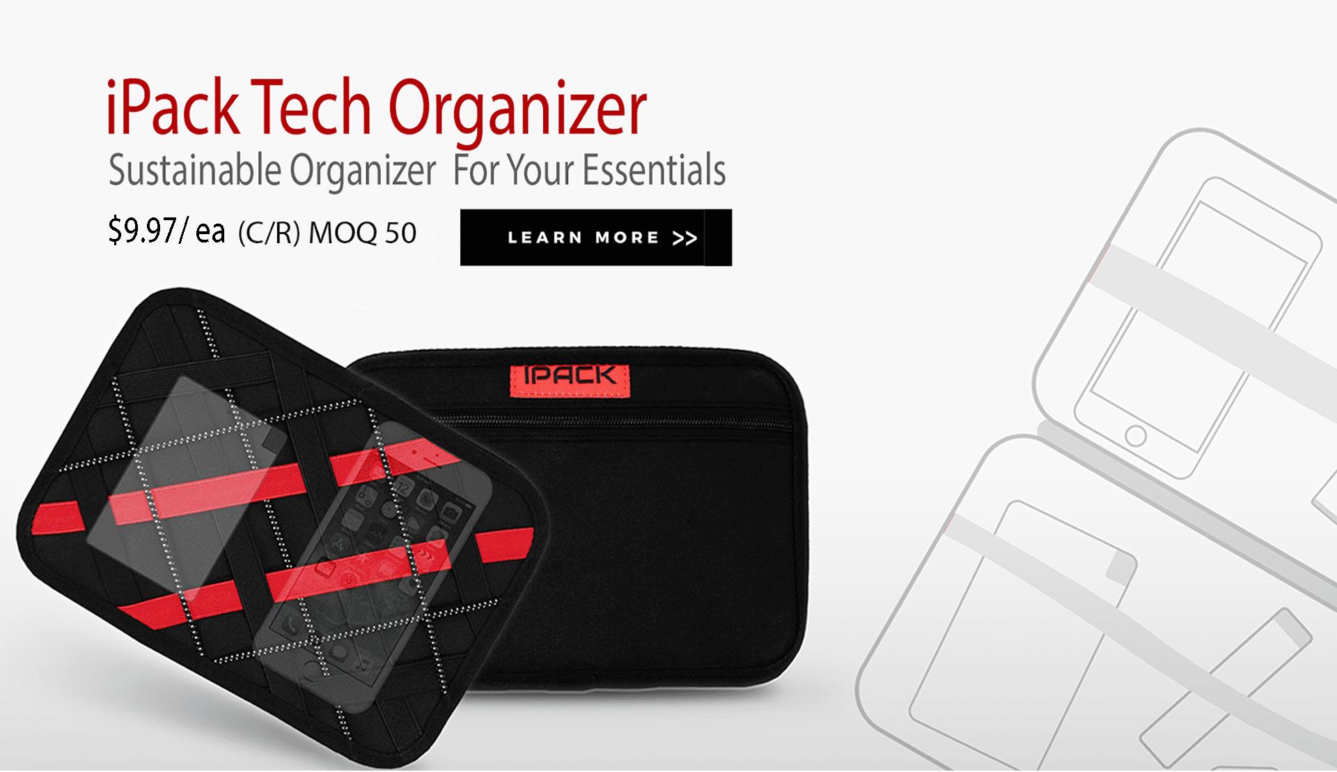 iPack Tech Organizer