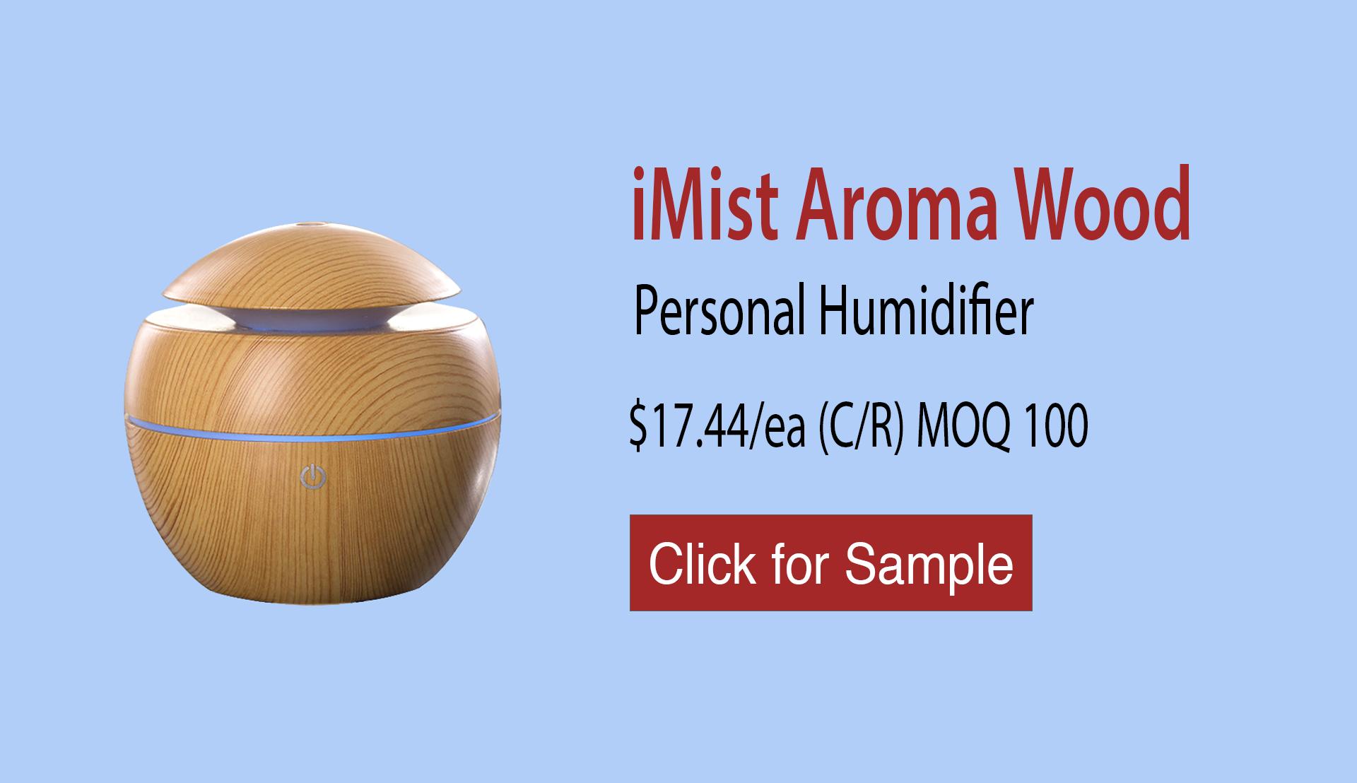 iMist Aroma Wood