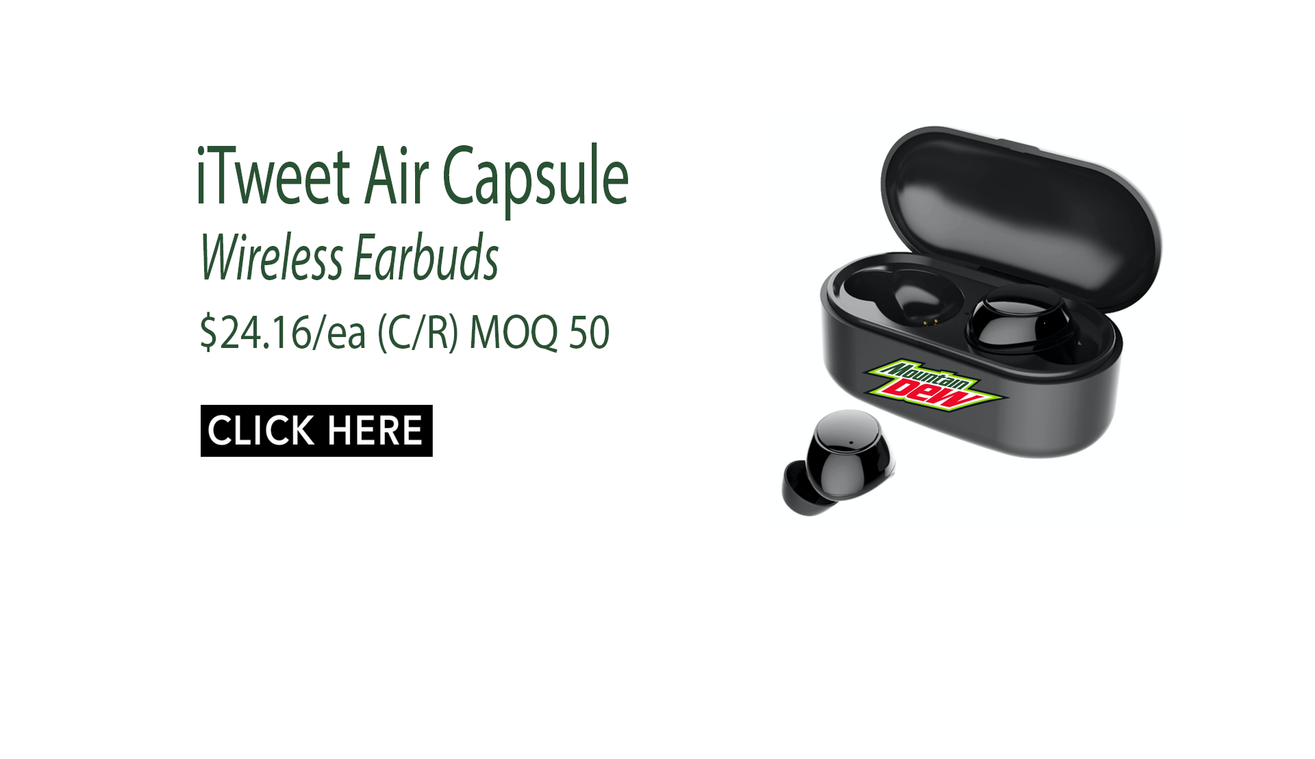 iTweet Air Capsule x9s bluetooth wireless earbuds