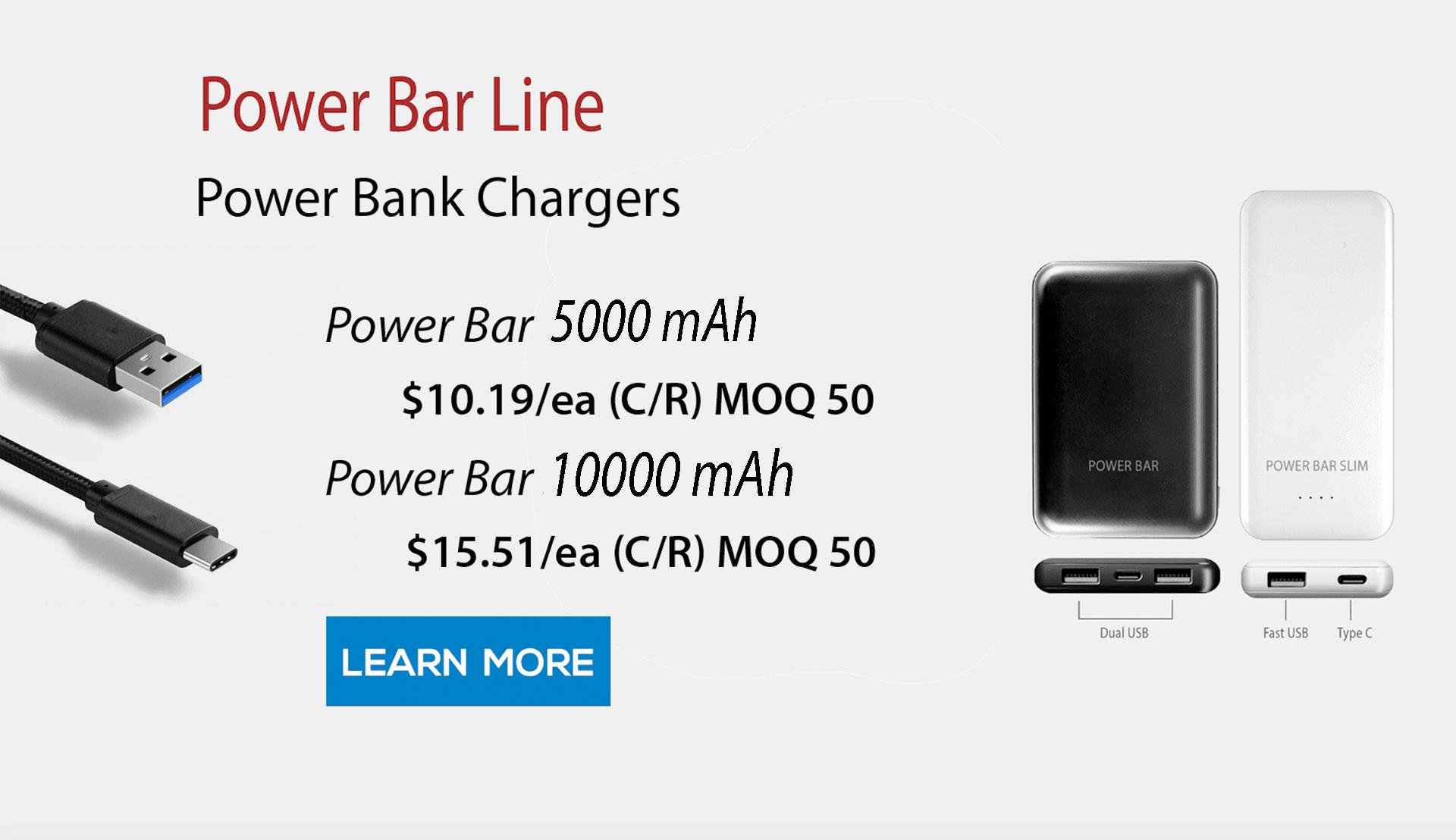 Power Bar Duo